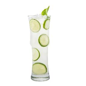 Agua fresca au concombre