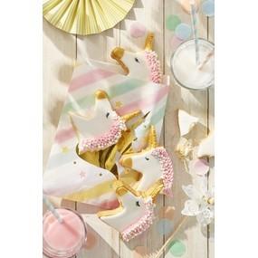 Biscuits licornes magiques