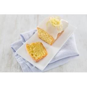 Recette de cake au citron, glaçage gingembre