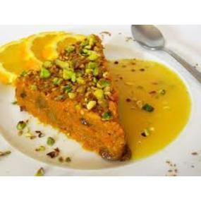 Halwa carottes, pistaches et cajou : dessert indien