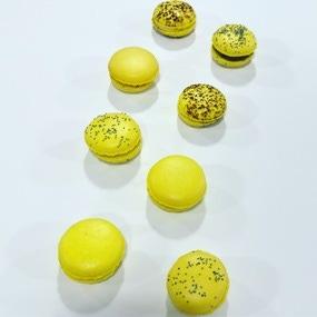 Les macarons à la meringue italienne