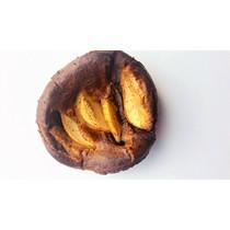Clafoutis poire cacao