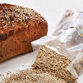 Mon pain complet aux graines de sésame