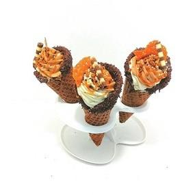 Cornet choco/caramel