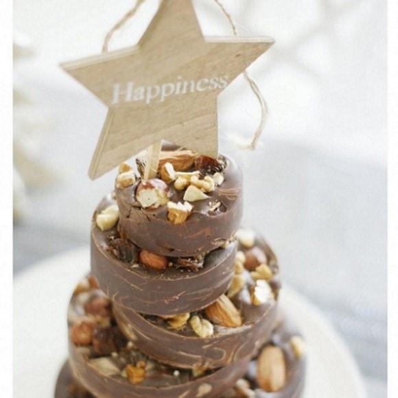 Mendiants chocolat