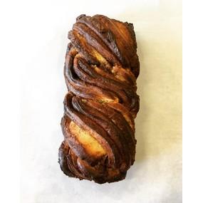 Krantz cake à  la cannelle