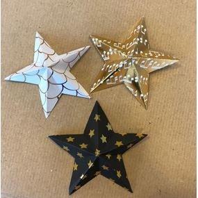 Mon étoile origami