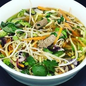 Phô (soupe vietnamienne)