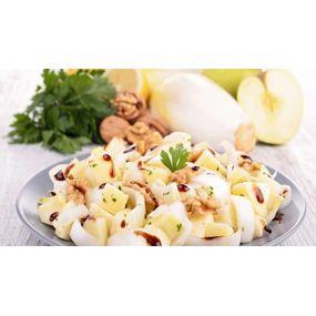 Salade d'endives, pomme et noix