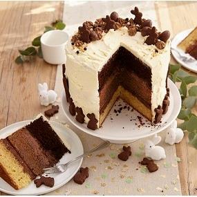 Mon gâteau complètement choco