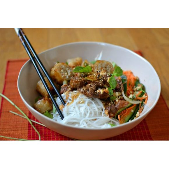 Bo Bun Vietnamien au bœuf