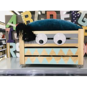 Créer son coffre à jouets