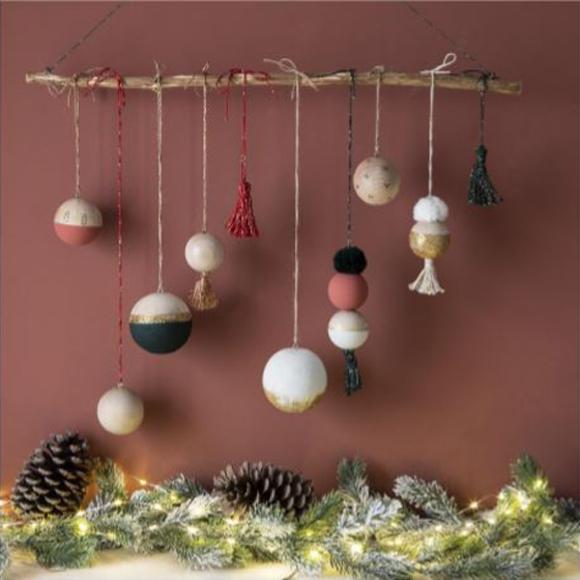 Decora la tua parete a tema Natale