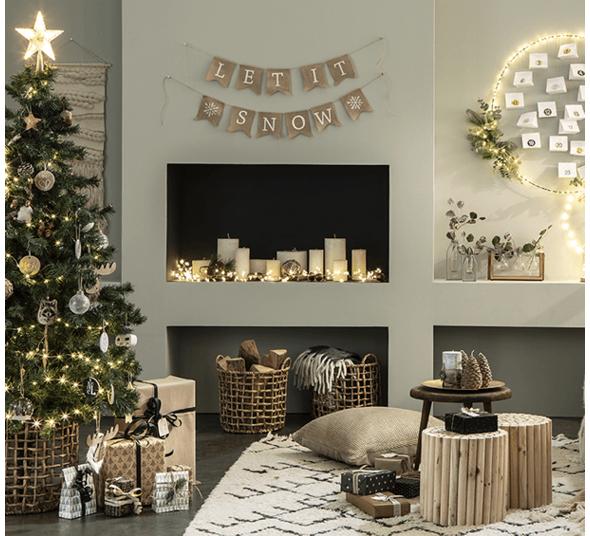 Noël dans l'atelier