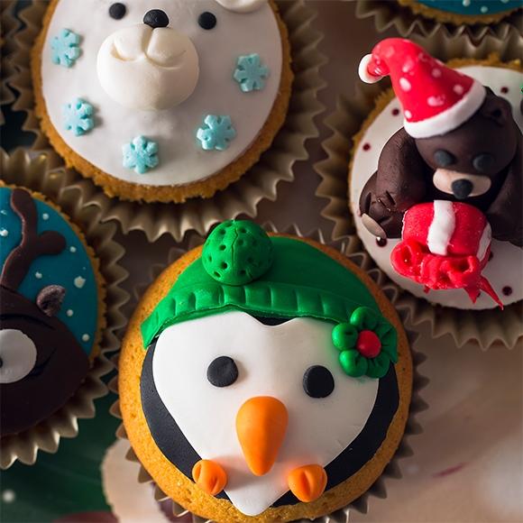 acquista online Cupcake animaletti