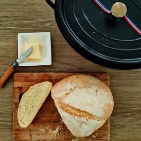 Recette du pain en cocotte facile