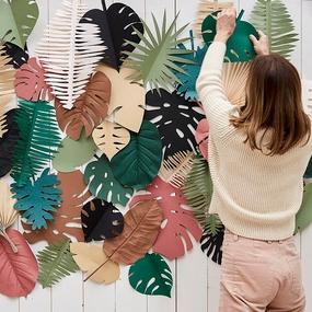Crea tu decoración de pared vegetal