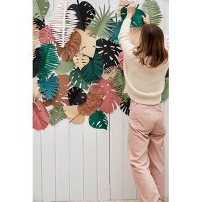 Come creare una parete verde?