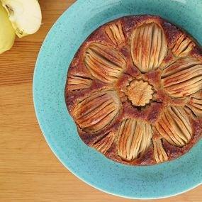 Torta soffice alle mele senza uova