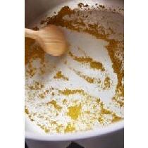 Confettura di mango e basilico al curry