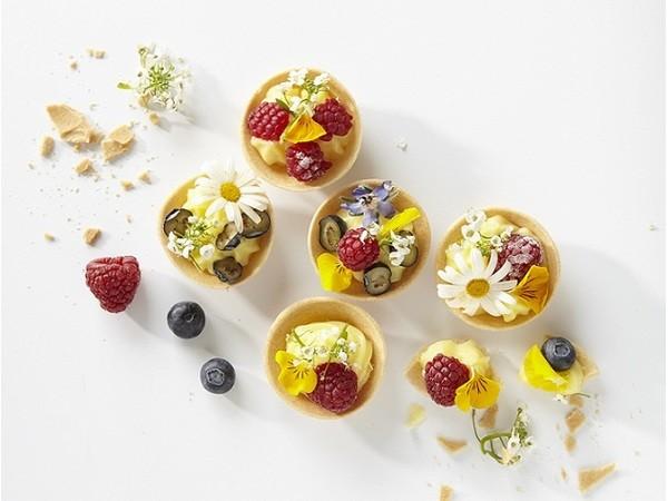 Tarte ou tartelette aux fruits ?