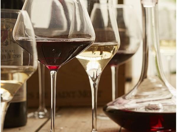 La dégustation du vin
