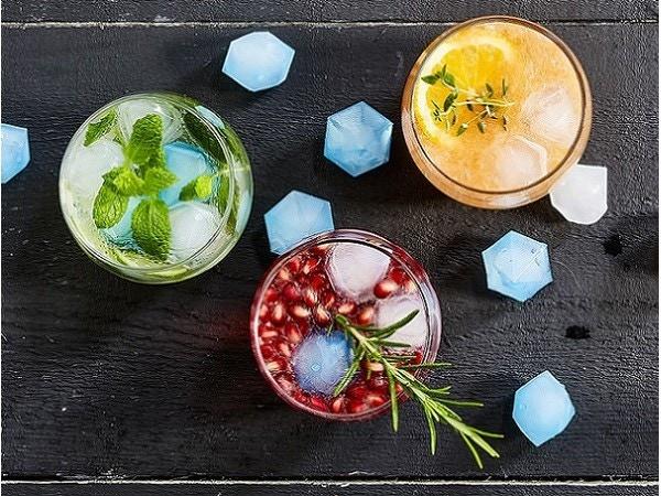Mes cocktails au rhum