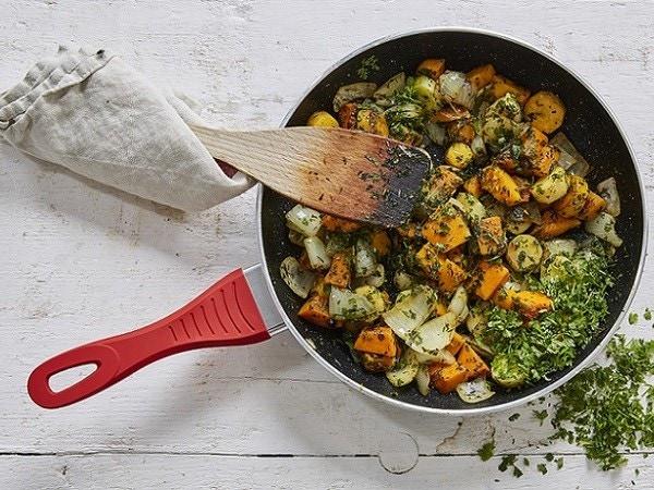 Ma poêlée de légumes
