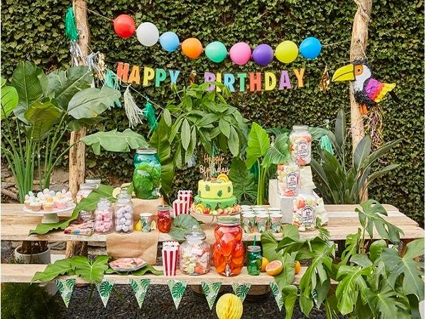 Un anniversaire sous les tropiques !