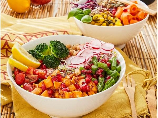 Manger bien, sain et nomade