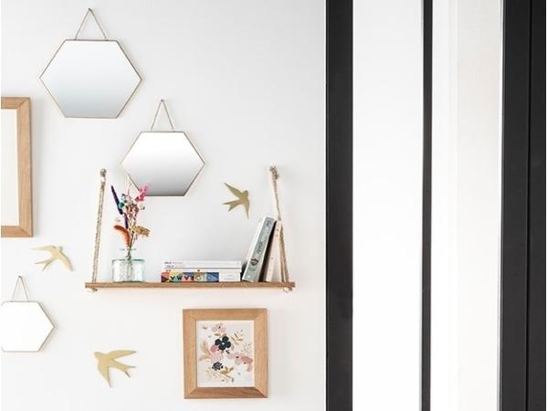 Decora e personalizza la tua parete