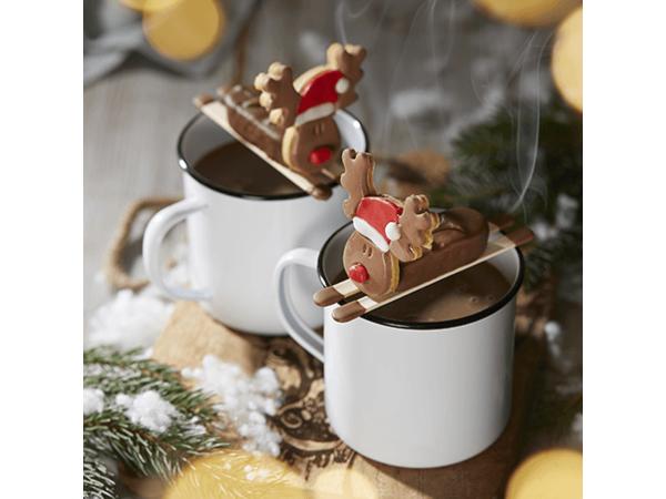 Pausa al gusto di cioccolato