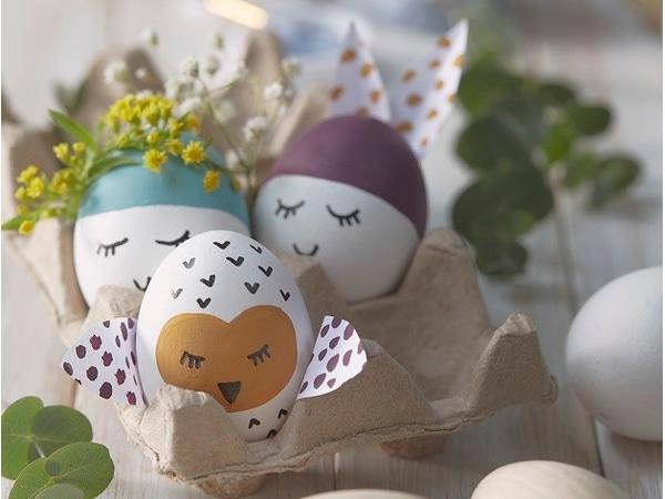 Nos idées créatives pour Pâques