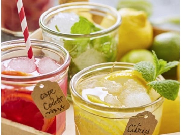 Des boissons rafraîchissantes pour l'été  !