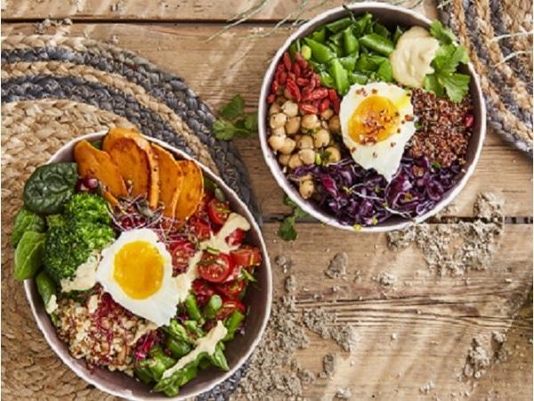 Je compose ma salade d'été  !