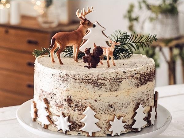 Des gâteaux aussi beaux que bons