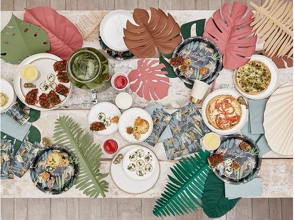 La natura è invitata a tavola
