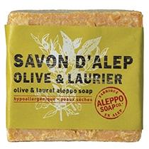 Sapone di aleppo oliva e alloro