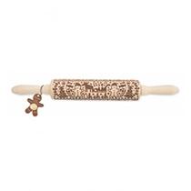 Achat en ligne Rouleau empreintes bois Gingerman 39cm