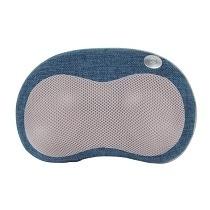Achat en ligne Coussin de massage chauffant bleu jean