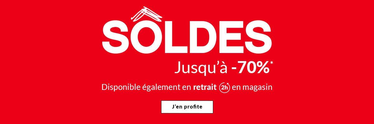 Découvrez en ligne toutes nos ➤ Soldes sur Zodio.fr ✅ Livraison gratuite dès 29€ ✚ 10 000 références ✓ Paiements 100% sécurisés desktop