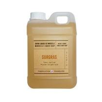 Jabón liquido de marsella supergraso (2 L)