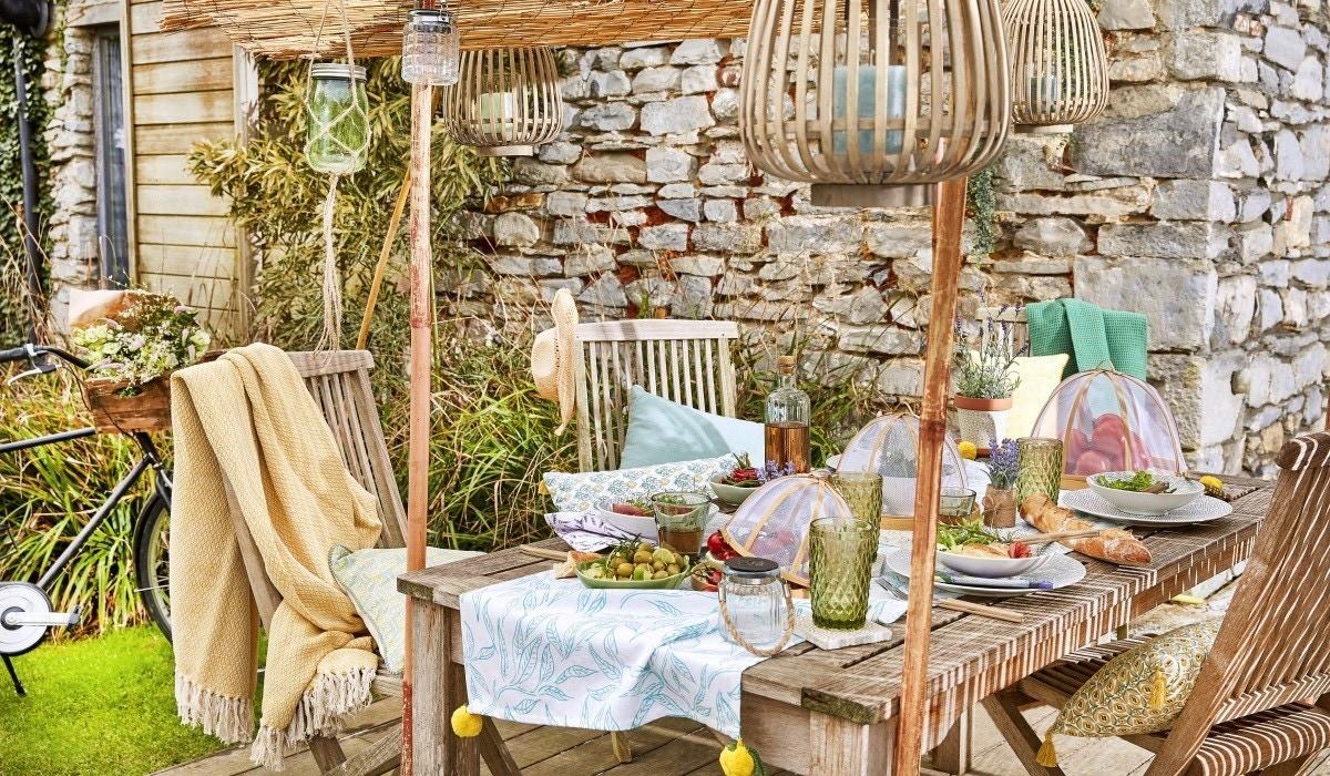Chambre Provencale Idee Deco idées déco pour la table, collection jardin provençal zôdio