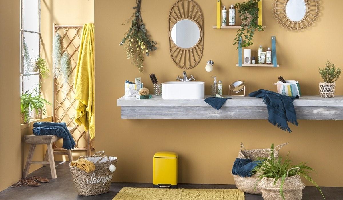 Magasin Des Idees Deco idées déco pour la salle de bain, collection calanques zôdio