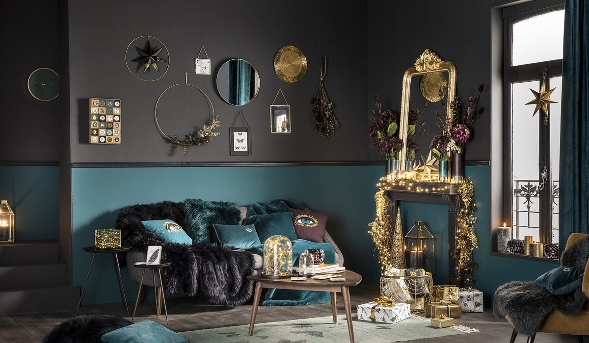 id es d co pour ma pi ce vivre collection gothique z dio. Black Bedroom Furniture Sets. Home Design Ideas