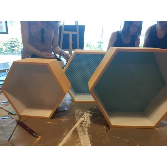 idee cadeau diy 3 tageres gigogne peindre et d corer z dio caen. Black Bedroom Furniture Sets. Home Design Ideas